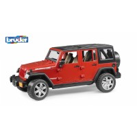 Jeep Wrangler Unlimited Rubicon - 02525