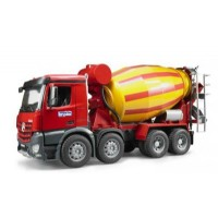 MB AROCS BETON MİKSER  03654 (2014 MODEL)